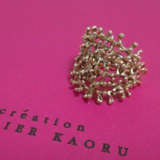 カオル(KAORU)のKAORU K10ブーケリング(リング(指輪))