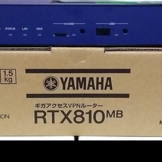 ヤマハ(ヤマハ)のRTX810MB 6個(PC周辺機器)