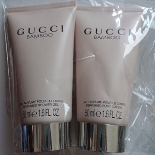 グッチ(Gucci)のGUCCI グッチ バンブー シャワージェル ボディーローション(ボディローション/ミルク)
