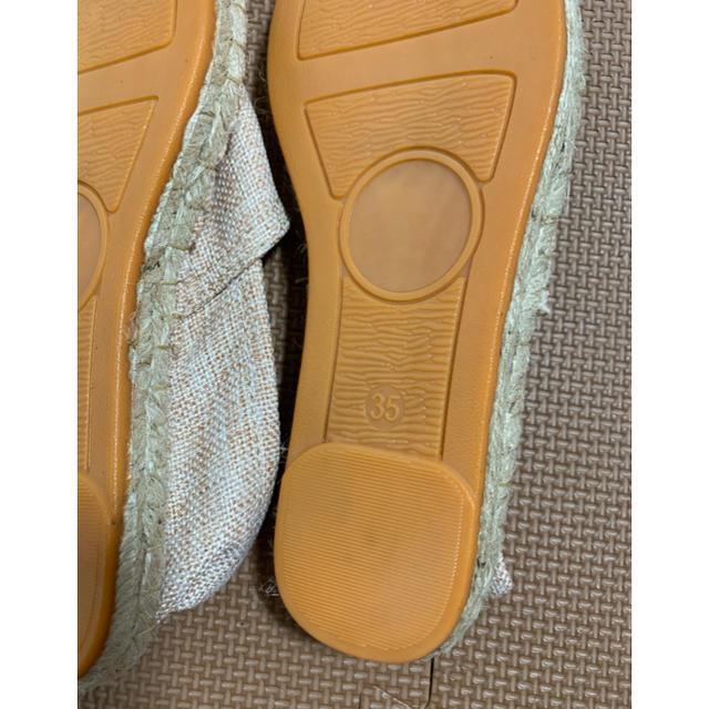 Fereshte エスパドリーユ 35 レディースの靴/シューズ(スリッポン/モカシン)の商品写真
