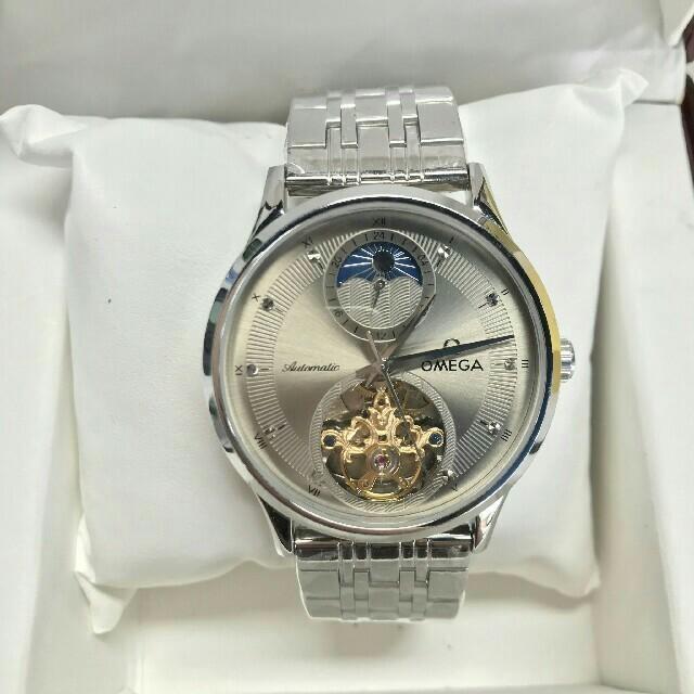 チュードル時計コピー宮城 、 OMEGA - 新品 OMEGA オメガ メンズ腕時計 100m防水 自動巻きの通販 by furet08_0722's shop|オメガならラクマ