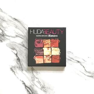 セフォラ(Sephora)のHuda Beauty フーダビューティー アイシャドウ パレット サンプル付き(アイシャドウ)