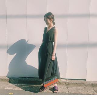 グリード(GREED)のtypewriter dress(ひざ丈ワンピース)