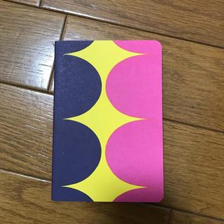 マリメッコ(marimekko)のマリメッコノート(ノート/メモ帳/ふせん)