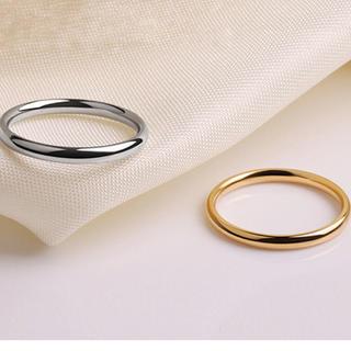 ペアリング ゴールド 指輪✴︎数量限定✴︎(リング(指輪))