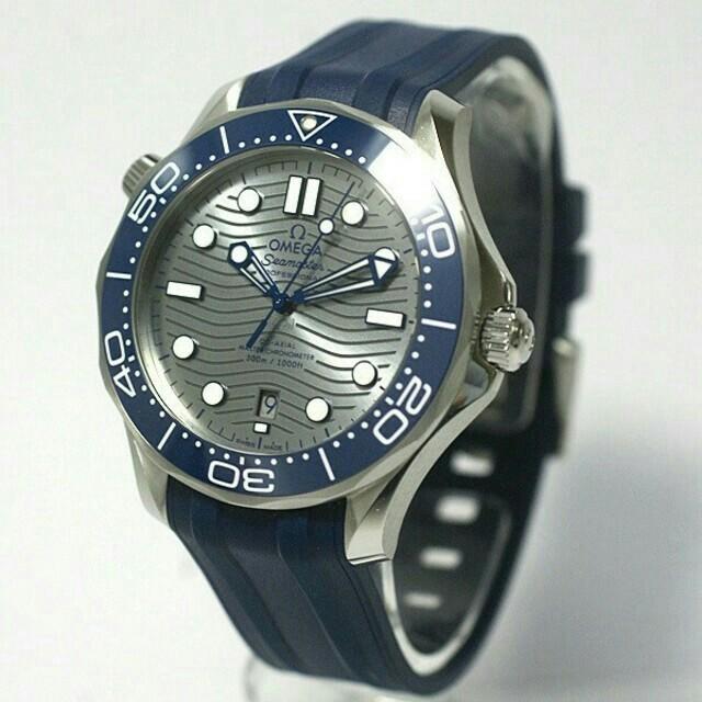 ブルガリオクト スーパーコピー 優良店 - OMEGA - 売り切り! OMEGA 42MM メンズ 腕時計 ブルー グレーの通販 by 高橋 都義's shop|オメガならラクマ