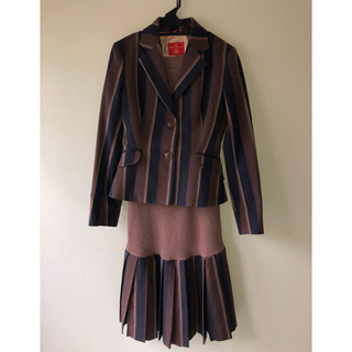 ヴィヴィアンウエストウッド(Vivienne Westwood)のVivienn Westwoodのジャケットとワンピース(セット/コーデ)