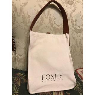 フォクシー(FOXEY)のFOXEYトートバッグ(トートバッグ)