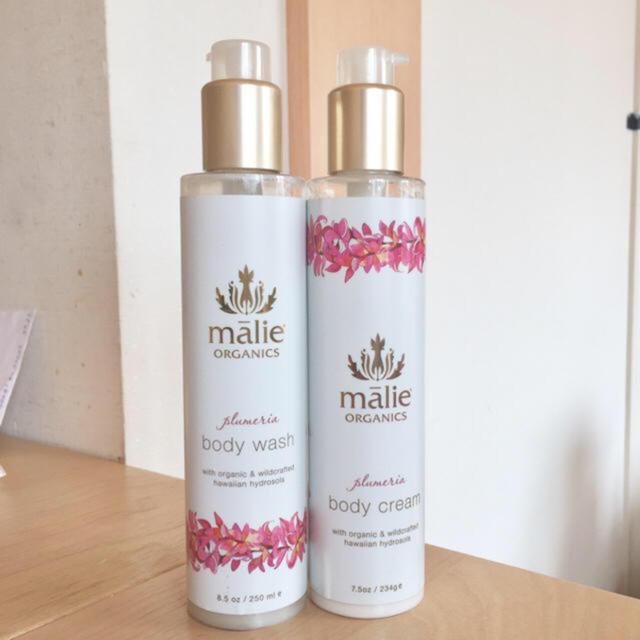 Malie Organics(マリエオーガニクス)のはな様専用☆マリエオーガニクス☆ボディクリーム コスメ/美容のボディケア(ボディローション/ミルク)の商品写真