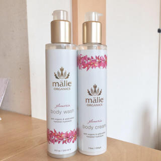 マリエオーガニクス(Malie Organics)のはな様専用☆マリエオーガニクス☆ボディクリーム(ボディローション/ミルク)