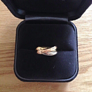 カルティエ(Cartier)の再値下げ!カルティエ トリニティリング(リング(指輪))