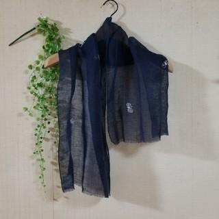 ミナペルホネン(mina perhonen)のミナペルホネン choucho スカーフ(バンダナ/スカーフ)