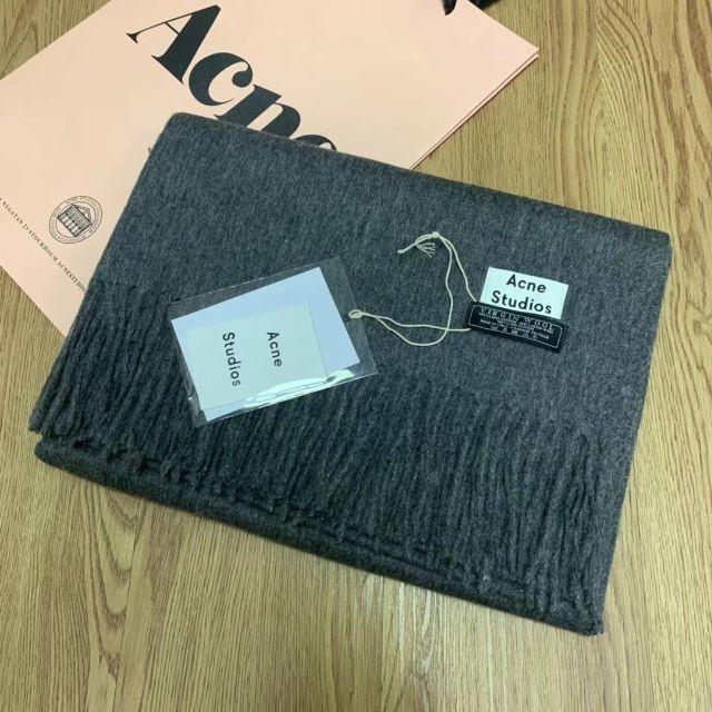 ACNE(アクネ)の人気旧タグ★Acnestudiosアクネスタジオ 大判ストール メンズのファッション小物(ストール)の商品写真