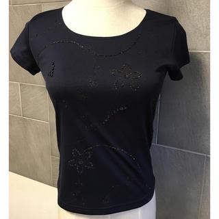 ボッシュ(BOSCH)のBOSCH フラワーデザイン Tシャツ(Tシャツ(半袖/袖なし))