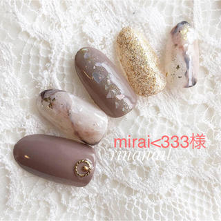 mirai〈333様(つけ爪/ネイルチップ)