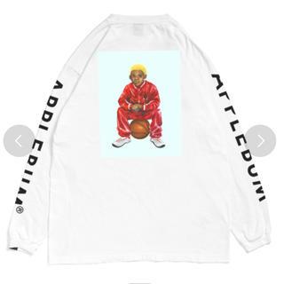 アップルバム(APPLEBUM)のAPPLEBUM WORM BOY L/S T-shirt ロンT(Tシャツ/カットソー(七分/長袖))