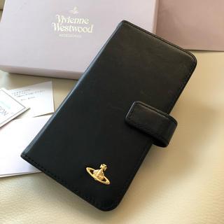 ヴィヴィアンウエストウッド(Vivienne Westwood)のVivienne Westwood♡iPhone X.XS手帳型ケース(iPhoneケース)