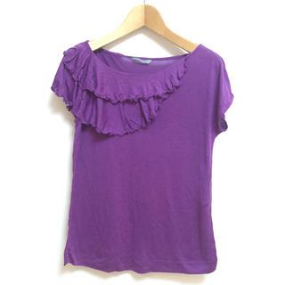 セオリーリュクス(Theory luxe)のセオリーリュクス フリルTシャツ(Tシャツ(半袖/袖なし))