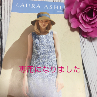 ローラアシュレイ(LAURA ASHLEY)の♡ローラアシュレイスタイルアップワンピース♡(ひざ丈ワンピース)