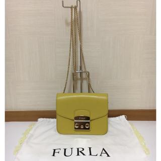 フルラ(Furla)の☆ 美品✨フルラ メトロポリス チェーン ショルダーバッグ ☆(ショルダーバッグ)