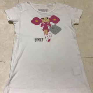 コーチ(COACH)のCOACH  コーチ  ポピーちゃんTシャツ XS (Tシャツ(半袖/袖なし))