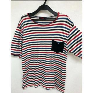 ローズバッド(ROSE BUD)のROSE BUD★ボーダーTシャツ(Tシャツ/カットソー(半袖/袖なし))