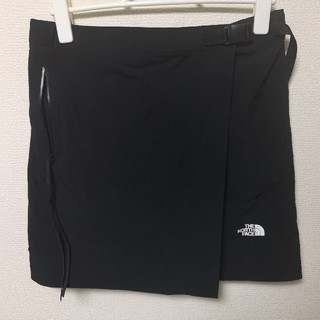 ハイク(HYKE)のTNF × HYKE 19ss  Tec Wrap Short Skirt M (その他)
