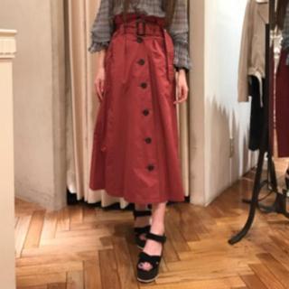 ココディール(COCO DEAL)のリメイクトレンチスカート(ロングスカート)