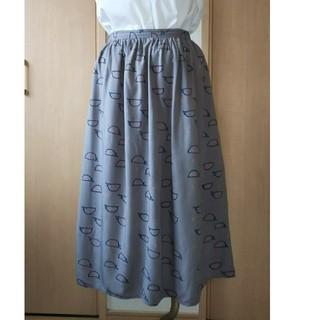 ツモリチサト(TSUMORI CHISATO)のお値下げ POU DOU DOU 小鳥スカート(ロングスカート)