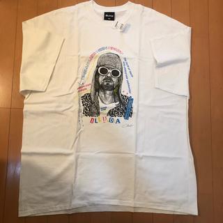 アリーアンドダイア(ALLY & DIA)のALLY AND DIA Nevermind TEE Lafayette (Tシャツ/カットソー(半袖/袖なし))