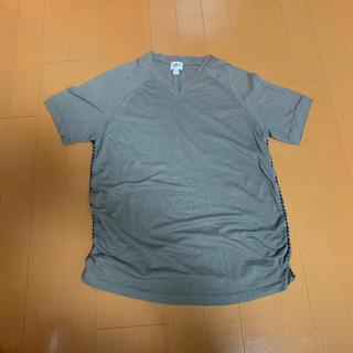 アルマーニ コレツィオーニ(ARMANI COLLEZIONI)のアルマーニのTシャツ(Tシャツ/カットソー(半袖/袖なし))