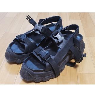 リックオウエンス(Rick Owens)のRick Owens Tractor sandals サンダル(サンダル)