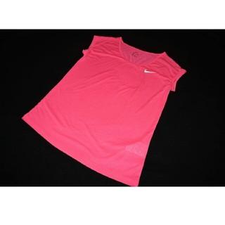 f9fadf9fb11a3 ナイキ(NIKE)のNIKE ナイキ レディース Tシャツ 半袖 ショートスリーブ トレーニング(T