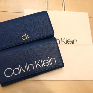 カルバンクライン(Calvin Klein)のカルバンクライン お揃い 長財布セット  最終値下げ 大特価!(長財布)