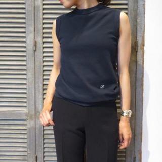 マディソンブルー(MADISONBLUE)の【新品】マディソンブルー 01 S ノースリーブTシャツ 定価21,600円(Tシャツ(半袖/袖なし))
