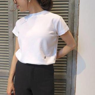 マディソンブルー(MADISONBLUE)の【新品】マディソンブルー 00 XS ノースリーブTシャツ 定価21,600円(Tシャツ(半袖/袖なし))