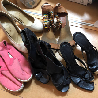 靴 サンダル ジャンク(サンダル)