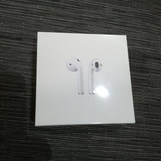 アップル(Apple)のsy 様専用⭐新品未使用👀‼️⭐Air pods 2(ヘッドフォン/イヤフォン)