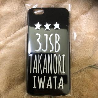 サンダイメジェイソウルブラザーズ(三代目 J Soul Brothers)のiPhone6カバー(iPhoneケース)