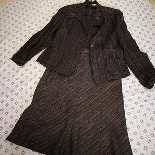 ダナパリ 麻のスーツ 44サイズ(セットアップ)