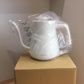 バルミューダ(BALMUDA)のkanon様専用BALMUDA The Pot バルミューダ ケトルホワイト(電気ケトル)