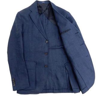 ポロラルフローレン(POLO RALPH LAUREN)のPOLO RALPH LAUREN  リネン ジャケット (テーラードジャケット)