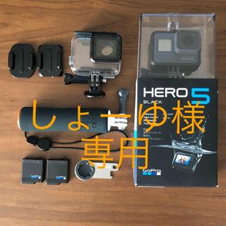 ゴープロ(GoPro)のGoPro HERO5  ダイビングセット(マリン/スイミング)