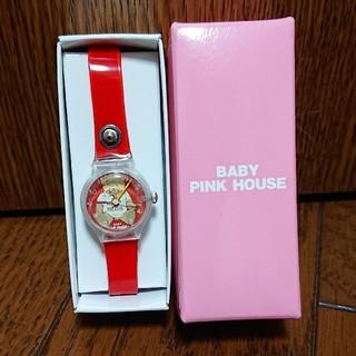 ピンクハウス(PINK HOUSE)のピンクハウス 腕時計 ノベルティ(ノベルティグッズ)