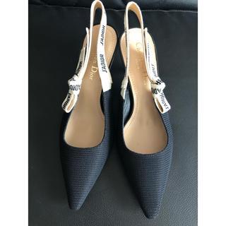 ディオール(Dior)のDior 靴 ヒール 39(ハイヒール/パンプス)
