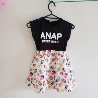 アナップキッズ(ANAP Kids)のワンピース(ミニワンピース)