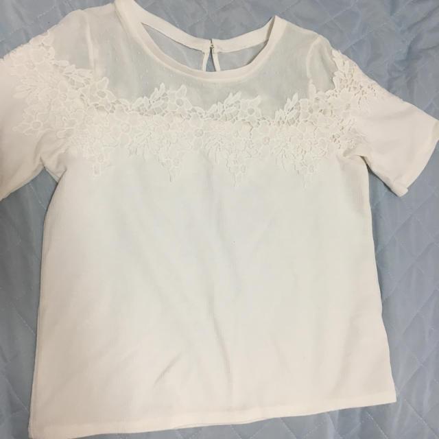mysty woman(ミスティウーマン)のミスティウーマン 半袖トップス レディースのトップス(Tシャツ(半袖/袖なし))の商品写真