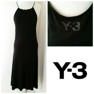 ワイスリー(Y-3)のY-3/マキシワンピース/ワイスリー/yohji yamamoto×adidas(ロングワンピース/マキシワンピース)