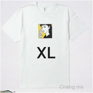 エフティーシー(FTC)のXL Kyne Tee 白 7/26発売 新品 Tシャツ(Tシャツ/カットソー(半袖/袖なし))