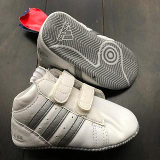 アディダス(adidas)のアディダス adidas ベビーシューズ 12cm(スニーカー)